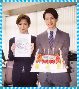 千葉雄大さんの隣にいるのは元KAT,TUNの田口淳之介さんです。