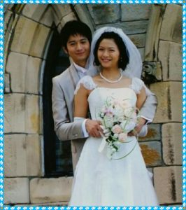 向井理さんと国仲涼子さんの結婚式の情報は?