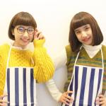 双子モデル・谷奥えまえりが可愛い!身長や出身高校は?