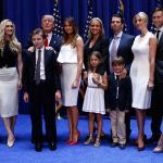 トランプ大統領の子供!娘イヴァンカに整形の噂!息子バロンは発達障害?